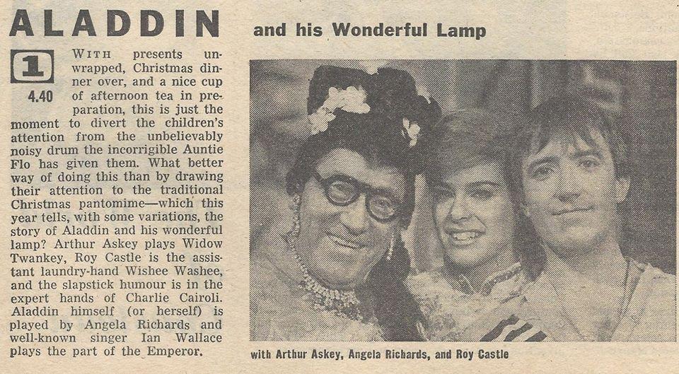 Radio Times 25/12/1966
